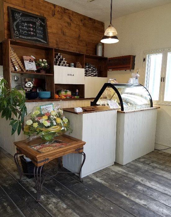 Okinawa Gelato & Cafe Isola的照片