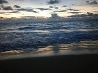 卡隆海滩的封面
