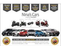Nina's Cars的封面