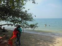 芭堤雅海滩的封面