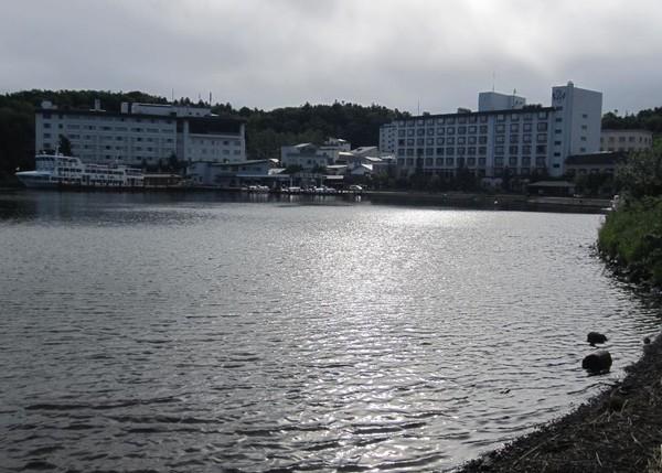 阿寒湖的照片