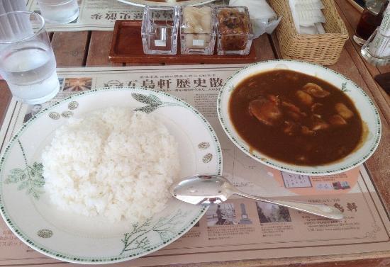 Restaurant Gotoken Hakodate Curry Express Goryokaku Tower的照片