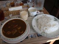 Restaurant Gotoken Hakodate Curry Express Goryokaku Tower的封面