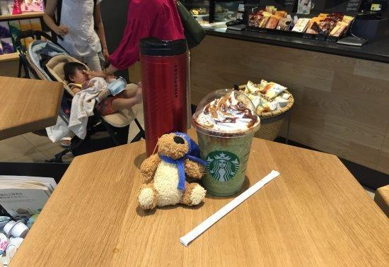 Starbucks Coffee, Narita Airport Terminal Bldg. 2的照片