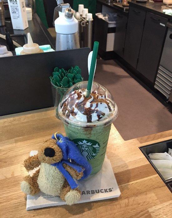 Starbucks Coffee, Narita Airport Terminal Bldg. 2的照片