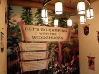 Camp Woodchuck Kitchen的封面
