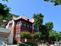 神户北野美术馆(异人馆)的封面