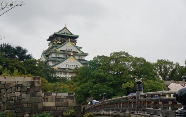 大阪城公园的照片
