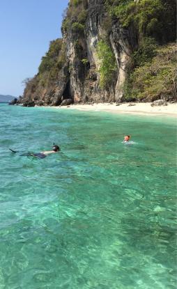 蚊子岛的照片
