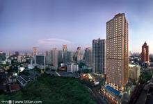 曼谷城市酒店的封面