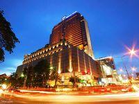 帕色哇公主饭店(曼谷水门公主酒店)的封面