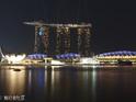 新加坡滨海湾金沙酒店的封面