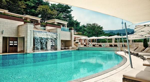 首尔新罗酒店的照片