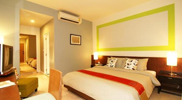 曼谷酒店的照片