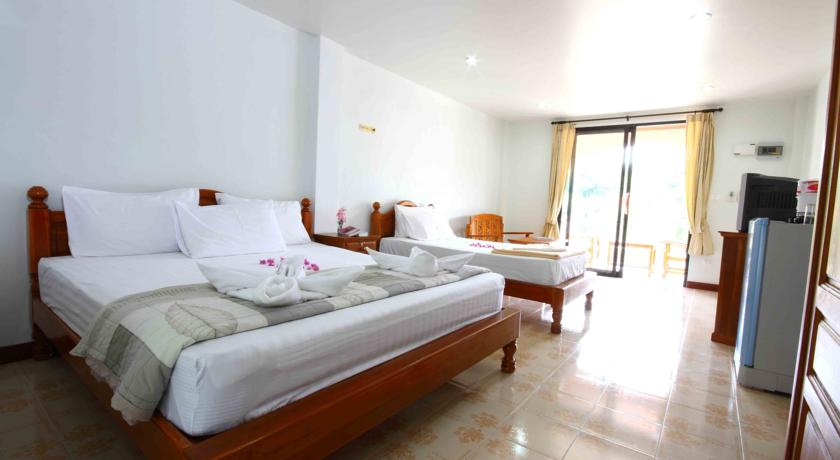亚洲 泰国 素叻他尼 苏梅岛 莲花酒店 莲花酒店的照片