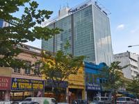 吉隆坡弗仁兹酒店的封面