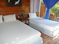 苏梅岛热带度假酒店的封面