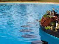 仲天布里塔拉Spa度假酒店的封面