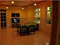 暗影棕榈酒店的封面