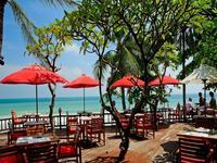 苏梅岛圣塔拉海滩度假酒店的封面