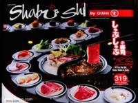 Shabushi日式火锅的封面