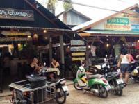 拉威海滩市场(Rawai)的封面