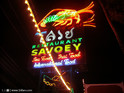 Savoey餐厅的封面