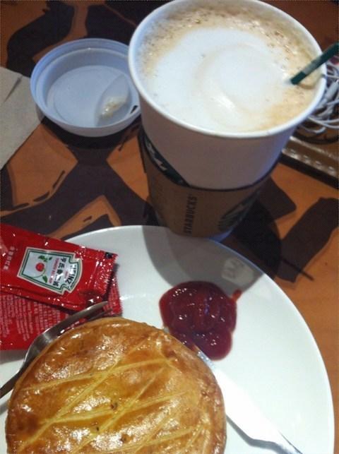 星巴克咖啡的照片
