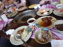 景福宫韩国餐厅的封面