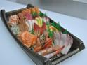 稻田寿司刺身的封面