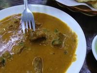 阿里巴巴喀什米尔咖喱屋的封面
