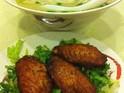 志明越南料理的封面
