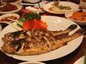 金罗宝韩国料理的封面