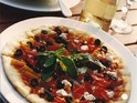 地中海美食的封面