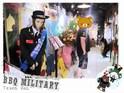BBQ Military的封面