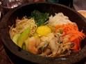 韩正屋韩国料理的封面