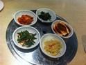 梨花园韩国料理的封面