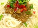 食家粤菜料理的封面