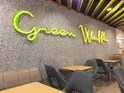 Green Waffle Diner的封面
