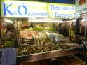 KO Seafood Restaurant的封面