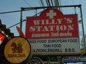 Willy's Station, Hua Hin的封面