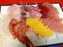 荣 生鱼片海鲜店(海产店)的封面