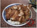 鲁肉张猪脚爌肉饭的封面