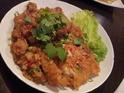 湄南河泰式料理的封面