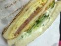 无名炭烤三明治的封面