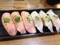 海鱻味刺身寿司屋的封面
