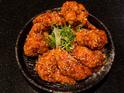 东大门韩国烤肉料理的封面