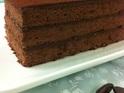 奈玛生巧克力蛋糕的封面