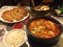 原州韩式料理的封面