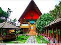 乌布雨林峇里岛主题餐厅的封面